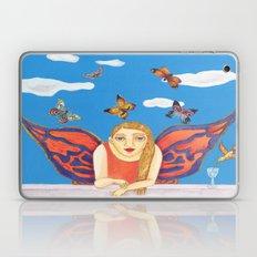 MARIPOSA O POLILLA ? Laptop & iPad Skin