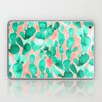 Paddle Cactus Blush Laptop & iPad Skin