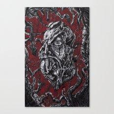 Catharsis Canvas Print