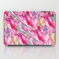 Crystal Pattern iPad Case