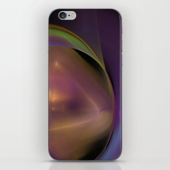 Alignment of Dreams iPhone & iPod Skin