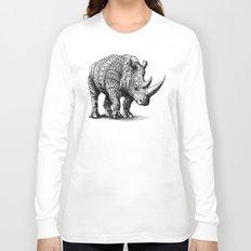 Rhinoceros Long Sleeve T-shirt