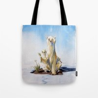 Whitepeace Tote Bag