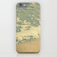 iPhone & iPod Case featuring Swimming by MundanalRuido