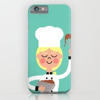 iPhone & iPod Case featuring It's Whisk Time! by Mouki K. Butt