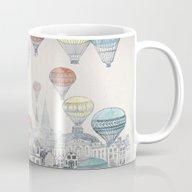 Voyages Over Edinburgh Mug