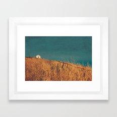 field landscape Framed Art Print