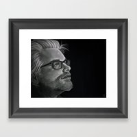 PSH Framed Art Print