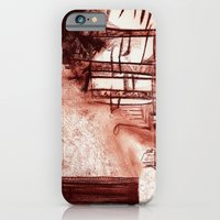 iPhone & iPod Case featuring Truck by Camilo Nascimento