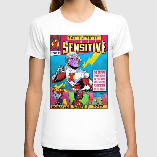 Mister Sensitive #1 T-shirt