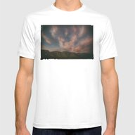 Rise Mens Fitted Tee White SMALL