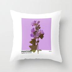PANTONE 529 U Throw Pillow