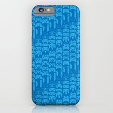 Video Game Controllers - Blue iPhone 6s Slim Case