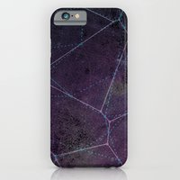 iPhone & iPod Case featuring voronoi by Arcturus