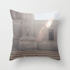Free Mason Throw Pillow