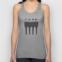 The Fab Four Unisex Tank Top
