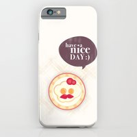 iPhone & iPod Case featuring Have a nice day :) by Raven Ngo