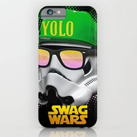Stormtrooper Swag iPhone 6 Slim Case