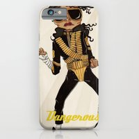 iPhone & iPod Case featuring Dangerous by KNIfe