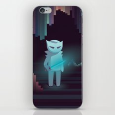 the adventure continues ! iPhone & iPod Skin