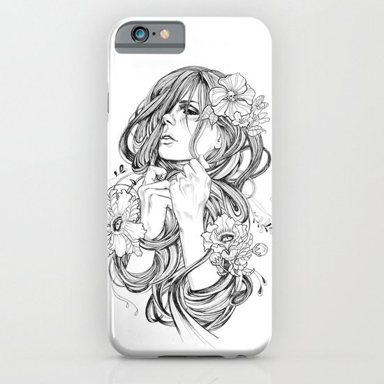 From A Tangled Dream iPhone & iPod Case