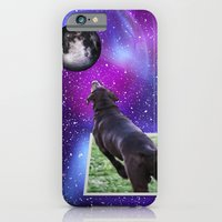 Reaching For The Moon iPhone 6 Slim Case