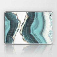 Sea Agate Laptop & iPad Skin