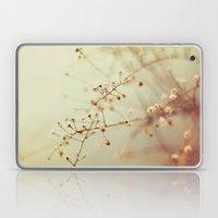 Winter Weeds Laptop & iPad Skin