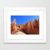 Bryce Canyon Framed Art Print