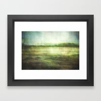 Fishbourne Marshes Framed Art Print