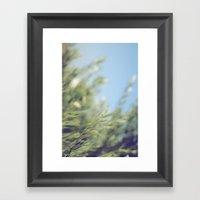 Fresh Air Framed Art Print