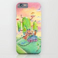 Land of Ooo iPhone 6 Slim Case