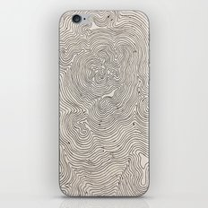 Impossible Journey iPhone & iPod Skin