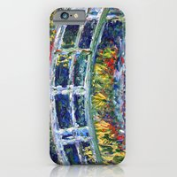 Monet Interpretation iPhone 6 Slim Case