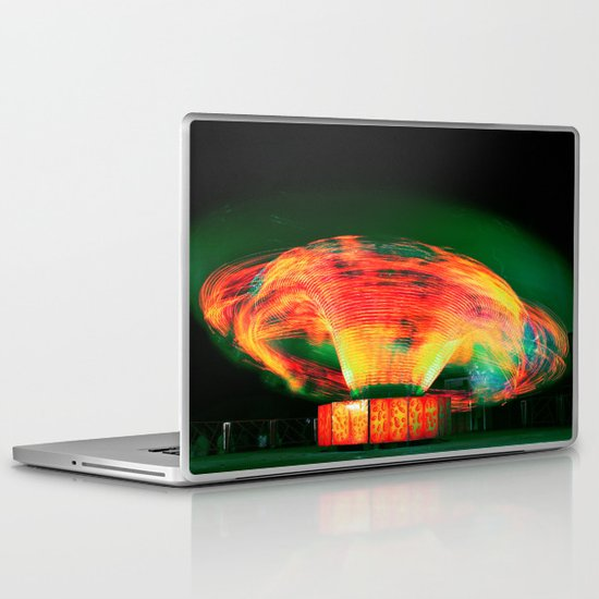Lights Laptop & iPad Skin