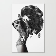Bear #2 Canvas Print
