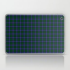 Clerke of Ulva Tartan Laptop & iPad Skin