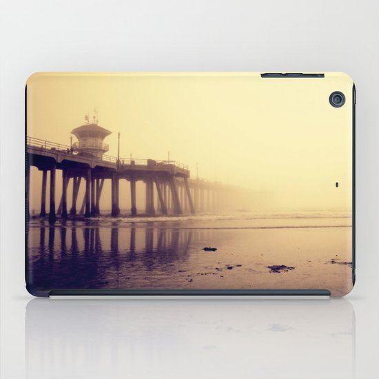 Huntington Beach Pier iPad Case