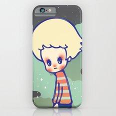 displaced person iPhone 6 Slim Case