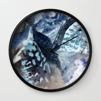 Milkweed Wall Clock
