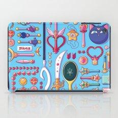 Magical Arsenal Blue iPad Case
