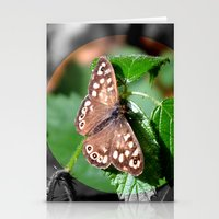 Butterfly Moments Stationery Cards