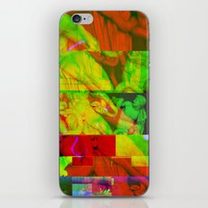 Poseidon Glitch 01 iPhone & iPod Skin