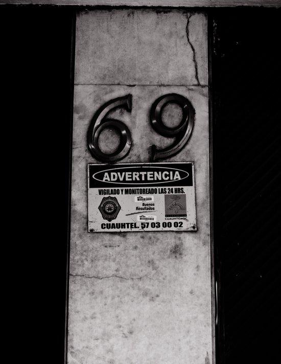 69 Just do it Art Print