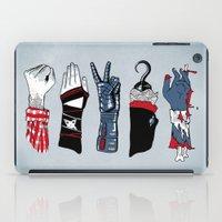Epic Rock Paper Scissors… iPad Case