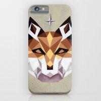 Geometric Fox iPhone 6 Slim Case