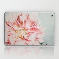 Pink Blush Flower Laptop & iPad Skin