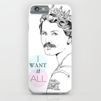 iPhone & iPod Case featuring I Want It All by Abel Fdez