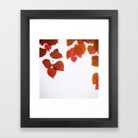 Tilia Framed Art Print