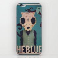 The Blues iPhone & iPod Skin